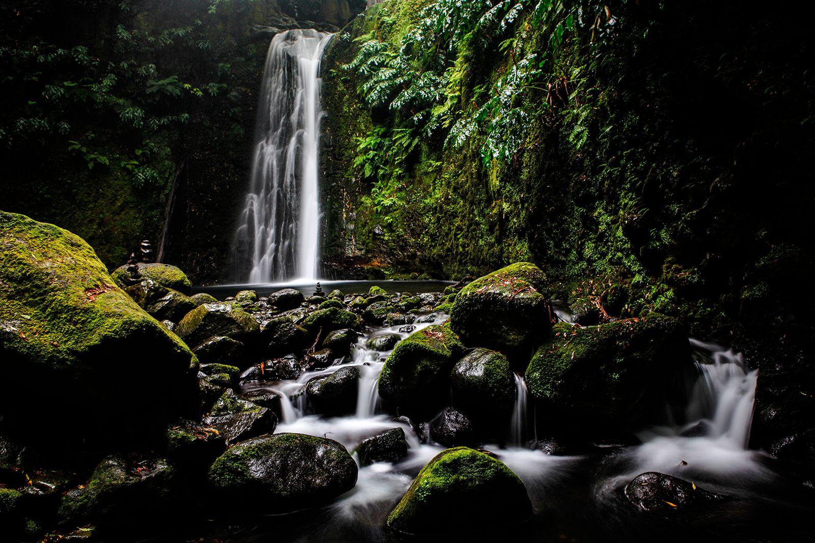 Tallenblendwaterfallas